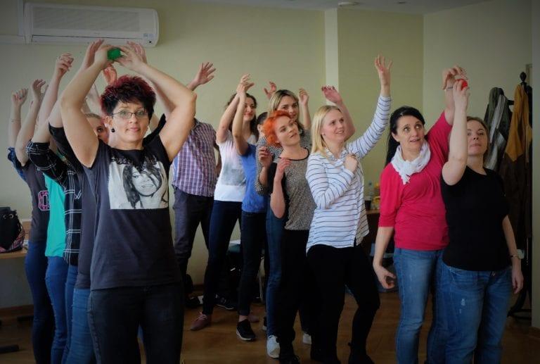 Szkolenie tańce animacyjne