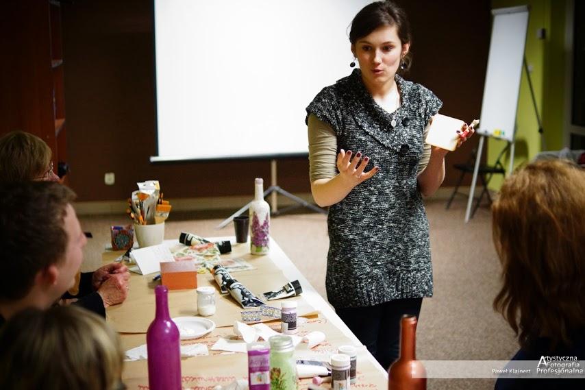 Szkolenie arteterapeutyczne artystyczne
